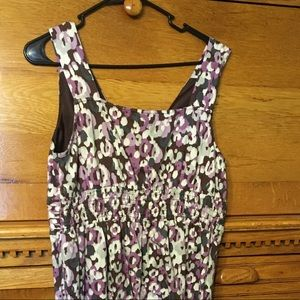 Merona sleeveless dress